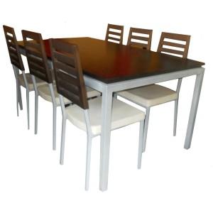 mesa y sillas - boster equipamiento comercial rosario articulos hogar rosario