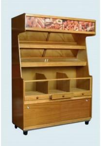 panaderia linea panaderia panera madera color roble boster equipamiento boster equipamiento comercial rosario