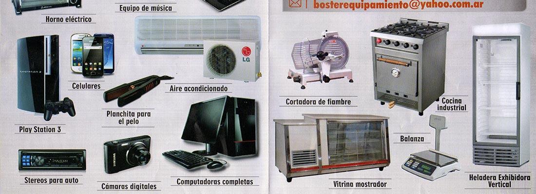 Boster rosario equipamiento comercial y art culos hogar for Cosas de hogar